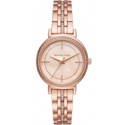 Buy Women's Michael Kors Watch Cinthia MK3643 Mother of Pearl