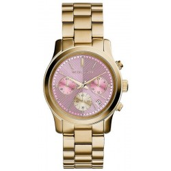Women's Michael Kors Watch Runway MK6161 Chronograph