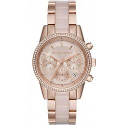 Women's Michael Kors Watch Ritz MK6307 Chronograph