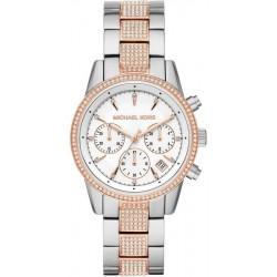 Women's Michael Kors Watch Ritz MK6651 Chronograph