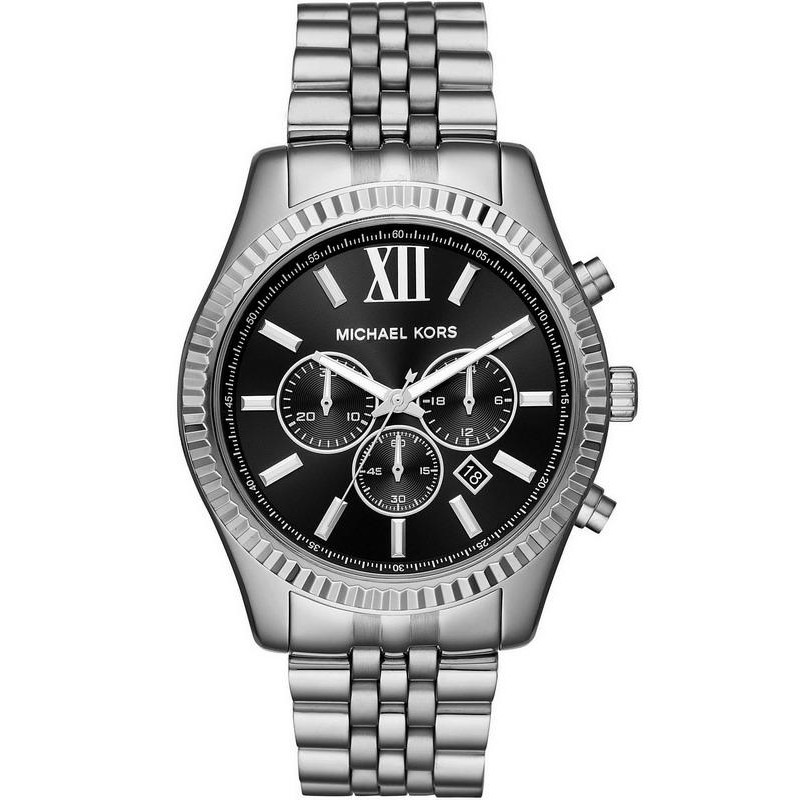 Men's Michael Kors Watch Lexington MK8602 Chronograph Crivelli Shopping