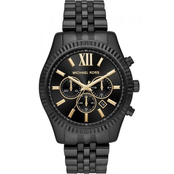 Buy Men's Michael Kors Watch Lexington MK8603 Chronograph