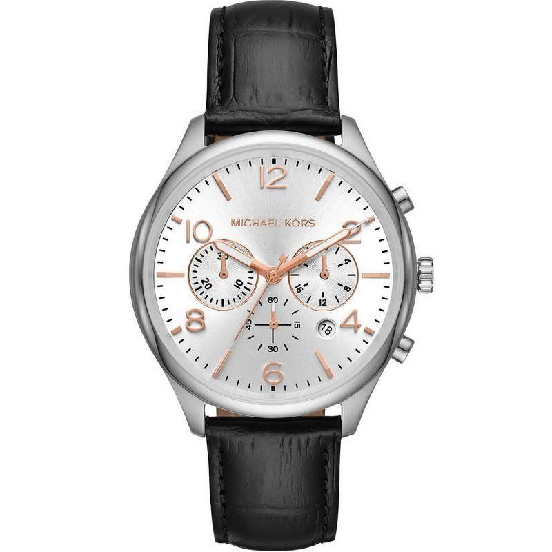 Men's Michael Kors Watch Merrick MK8635 Chronograph Crivelli Shopping