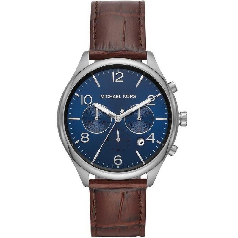 Men's Michael Kors Watch Merrick MK8636 Chronograph Crivelli Shopping