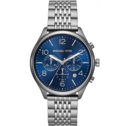 Buy Men's Michael Kors Watch Merrick MK8639 Chronograph