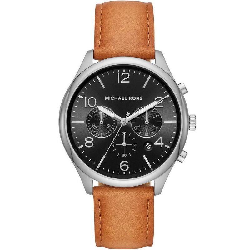 Men's Michael Kors Watch Merrick MK8661 Chronograph Crivelli Shopping