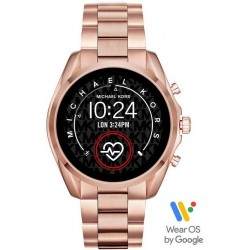 Buy Michael Kors Access Bradshaw 2 Smartwatch Womens Watch MKT5086