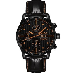 Men's Mido Watch Multifort M0056143605122 Automatic Chronograph