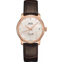 Women's Mido Watch Baroncelli III Heritage M0272073610600 Automatic