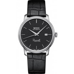 Buy Men's Mido Watch Baroncelli III Heritage M0274071605000 Automatic