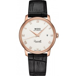 Buy Men's Mido Watch Baroncelli III Heritage M0274073601300 Automatic