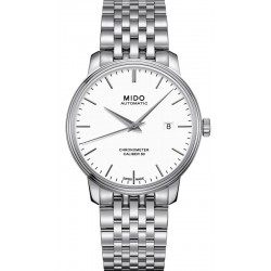 Buy Men's Mido Watch Baroncelli III COSC Chronometer Automatic M0274081101100