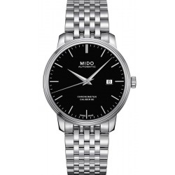 Buy Men's Mido Watch Baroncelli III COSC Chronometer Automatic M0274081105100