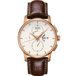 Buy Men's Mido Watch Baroncelli II M860731182 Automatic Chronograph
