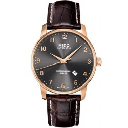 Buy Men's Mido Watch Baroncelli II COSC Chronometer Jubilee Automatic M86903138