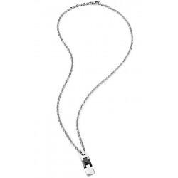 Buy Men's Morellato Necklace Ceramic SACU02