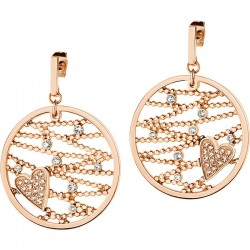 Buy Women's Morellato Earrings Cuoremio SADA02