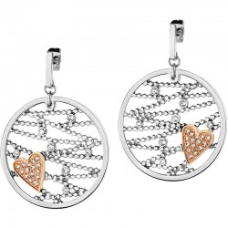 Buy Women's Morellato Earrings Cuoremio SADA06