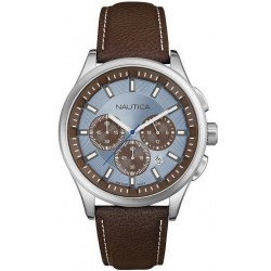 Men's Nautica Watch NCT 17 A16694G Chronograph