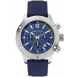 Men's Nautica Watch NSR 19 A17652G Chronograph