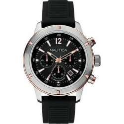 Men's Nautica Watch NSR 19 A17654G Chronograph
