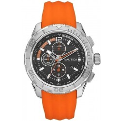 Men's Nautica Watch NST 101 A18723G Chronograph