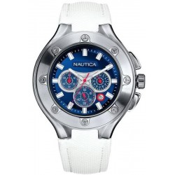 Buy Men's Nautica Watch NCS 100 A35514G Chronograph