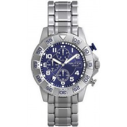 Men's Nautica Watch NSR 104 NAD16003G Chronograph