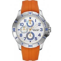 Men's Nautica Watch NSR 300 NAI12507G Multifunction