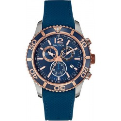 Men's Nautica Watch NST 09 NAI16502G Chronograph