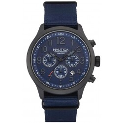Buy Men's Nautica Watch NCC 01 NAI16513G Chronograph