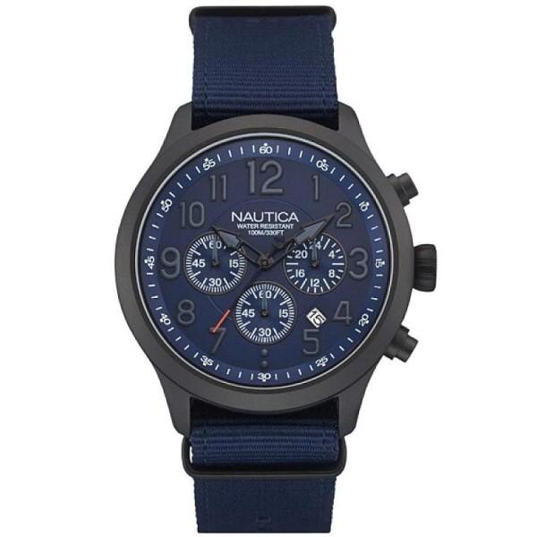 Buy Men's Nautica Watch NCC 01 NAI16513G Chronograph