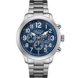 Buy Men's Nautica Watch NCC 01 NAI16516G Chronograph