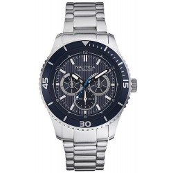 Men's Nautica Watch NST 10 NAI16528G