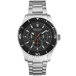 Men's Nautica Watch NST 10 NAI16529G Multifunction