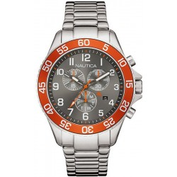 Men's Nautica Watch NST 19 NAI17511G Chronograph
