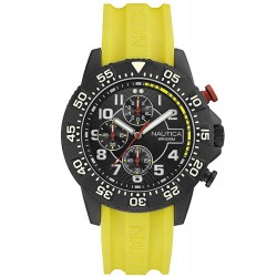 Buy Men's Nautica Watch NSR 104 NAI17515G Chronograph