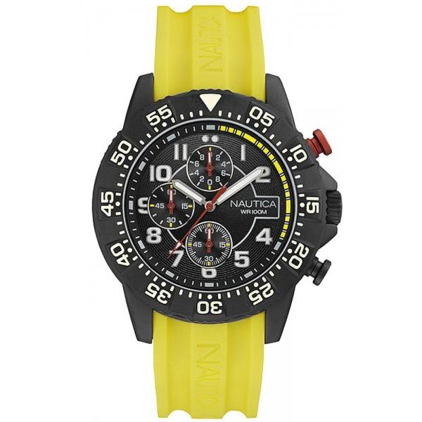 Buy Men's Nautica Watch NSR 104 NAI17515G Chronograph