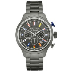 Men's Nautica Watch NCT 16 Flag NAI20011G Chronograph