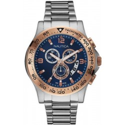 Men's Nautica Watch NST 600 NAI22503G Chronograph