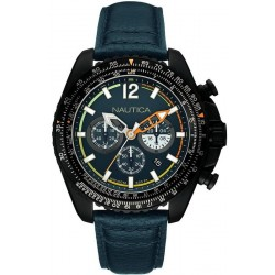 Buy Men's Nautica Watch NMX 1500 NAI22507G Chronograph