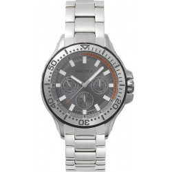 Buy Men's Nautica Watch Auckland NAPAUC002BR Multifunction