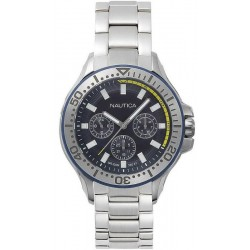 Buy Men's Nautica Watch Auckland NAPAUC003BR Multifunction