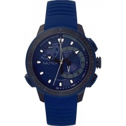 Buy Men's Nautica Watch Cape Town NAPCPT002 Chronograph