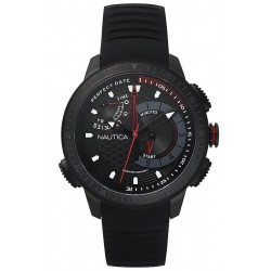 Buy Men's Nautica Watch Cape Town NAPCPT003 Chronograph