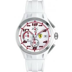 Men's Scuderia Ferrari Watch SF102 Lap Time Chrono 0830016