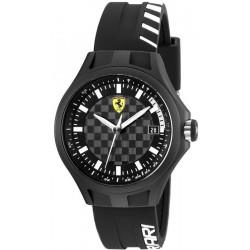 Buy Men's Scuderia Ferrari Watch Pit Crew 0830125