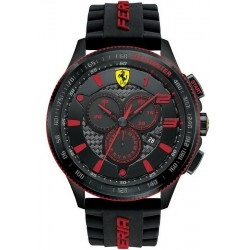 Men's Scuderia Ferrari Watch XX Chrono 0830138