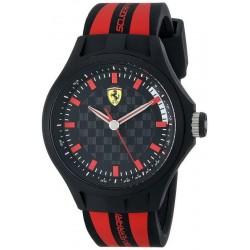 Buy Men's Scuderia Ferrari Watch Pit Crew 0830172