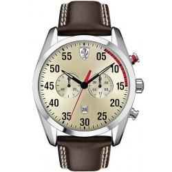 Buy Men's Scuderia Ferrari Watch D50 Chrono 0830174
